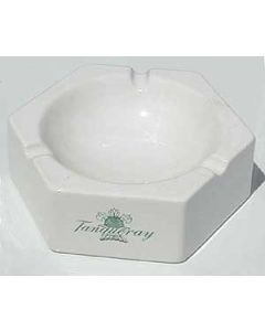 Tanqueray Pottery Ashtray