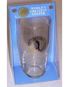 Golf Glass in Blister Pack
