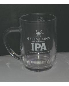 Greene King IPA One Pint Tankard