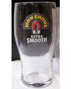Set of 4 John Smith's Pint Glasses