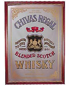 Chivas Regal Large Mirror
