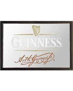 Guinness Small Mirror - Signature
