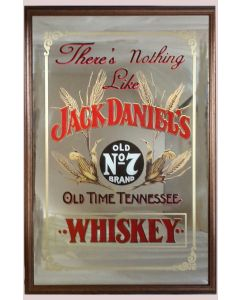 Jack Daniels  Large Mirror - Nothing Like