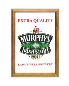 Murphy's Small Mirror 32.3x22cm - New