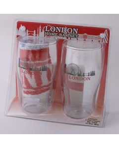 London Home Bar Set
