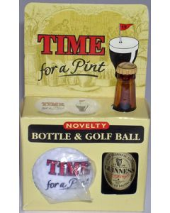 Lilliput Golf Ball & Bottle Set