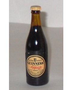 Guinness Round Mini Bottle