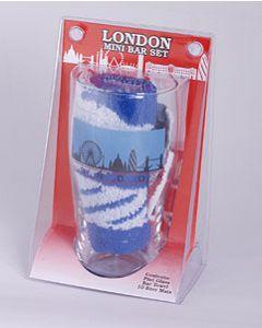 London Mini Bar Set