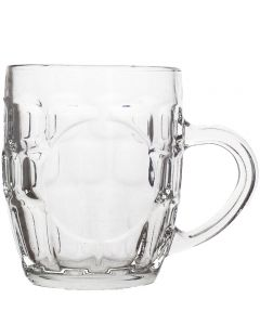 Dimple Pint Mug (Government stamped)