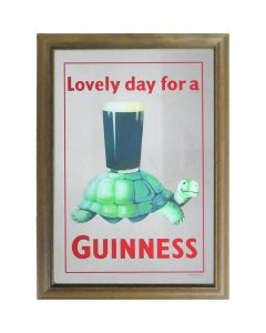 Guinness Tortoise - Small Mirror