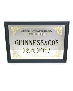 Guinness Stout - Small Mirror