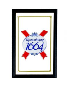 Kronenbourg 1664 Small Mirror