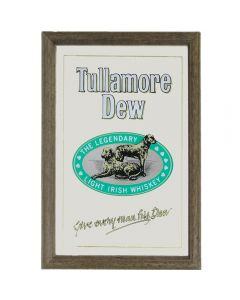 Tullamore Dew Small Mirror