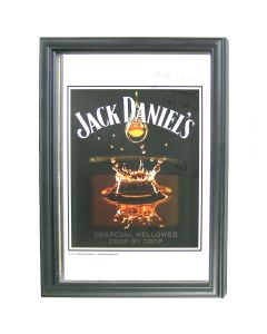 Jack Daniels Small Mirror - Last Drop