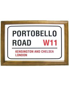 Portobello Road - Small Mirror