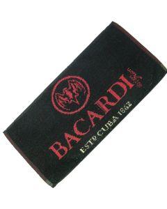 Bacardi Rum 100% Cotton Bar Towel- 52x22cm - New
