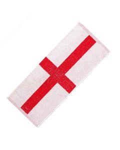 England St George Flag 100% Cotton Bar Towel. 52x22cm - New