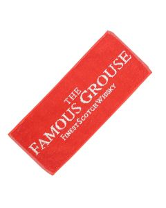 Famous Grouse 100% Cotton Bar Towel. 52x22cm - New
