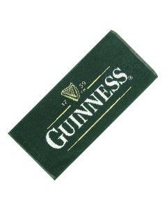 Guinness 100% Cotton Bar Towel. New - 52x22cm