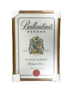 Ballantines Large Mirror