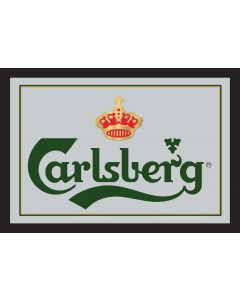 Carlsberg Small Mirror