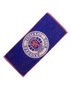 Rangers FC 100% Cotton Bar Towel. 52x22cm - New