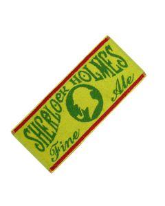 Sherlock Holmes Fine Ale 100% Cotton Bar Towel. 52x22cm - New