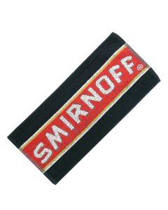 Smirnoff Vodka 100% Cotton Bar Towel - 52x22cm - New