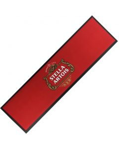 Stella Artois Beer Wetstop Bar Runner. 89x24cm - New