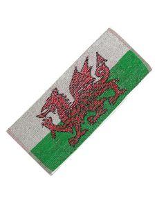 Wales 100% Cotton Bar Towel - 52x22cm - New