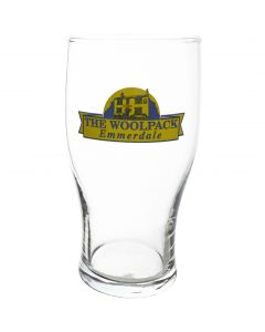 Woolpack Tulip Style Pint Beer Glass - Collection - Pub - New